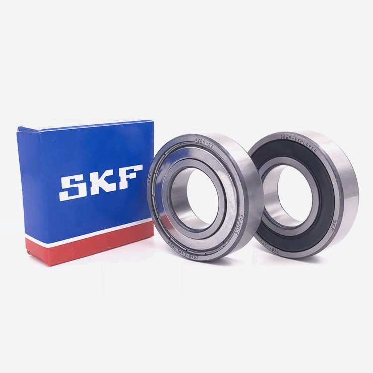 SKF W6000-2RSH CHINA  Bearing 10*26*8