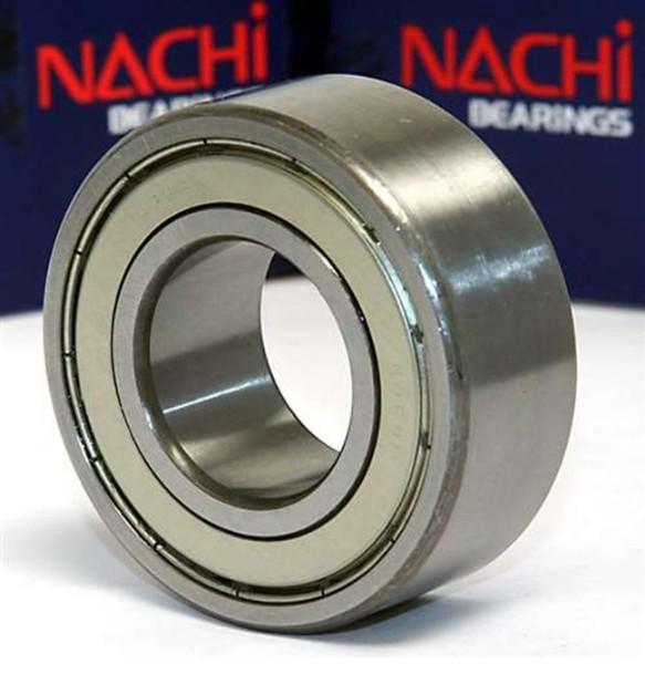30 mm x 62 mm x 16 mm  NACHI 6206-2NSE JAPAN  Bearing