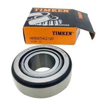 55 mm x 115 mm x 31 mm  TIMKEN JW5549/JW5510 FRANCE  Bearing 60*125*37