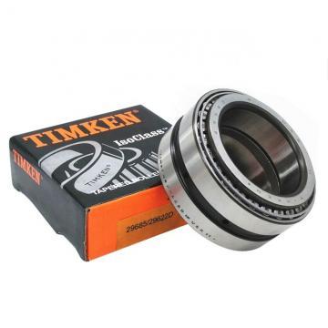 60 mm x 125 mm x 33,5 mm  TIMKEN JW6049/JW6010 FRANCE  Bearing 70X140X39