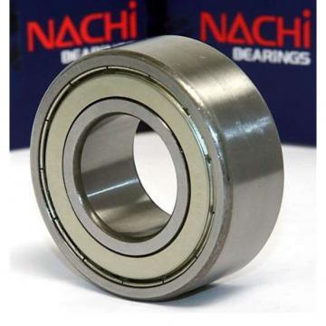 17 mm x 40 mm x 12 mm  NACHI 7203C JAPAN  Bearing 17*40*12