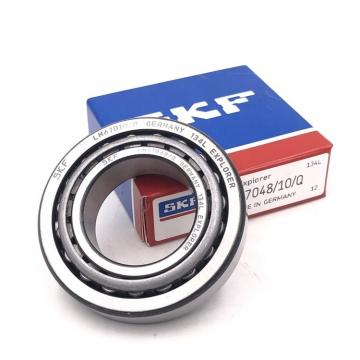 SKF 6200 2RS / DDU USA  Bearing 10×30×9