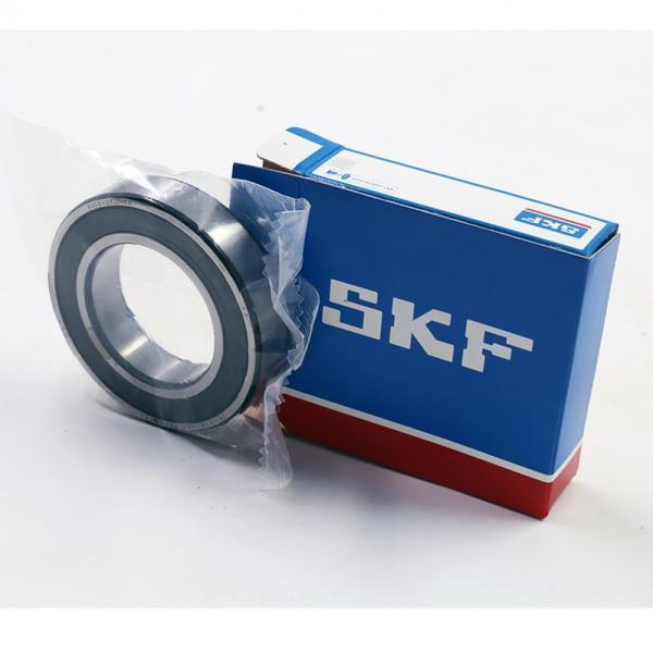 40 mm x 80 mm x 42.8 mm  SKF YEL 208-2F CHINA  Bearing 40*80*56.3 #1 image