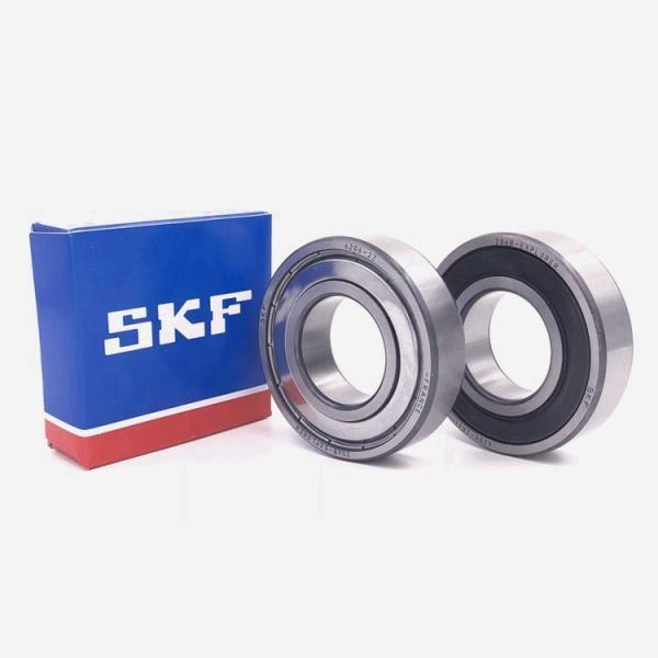 50 mm x 90 mm x 30,2 mm  SKF YET210 CHINA  Bearing 50*90*43.7 #2 image