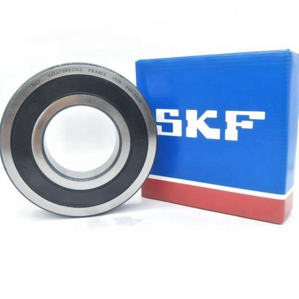 SKF YEL206ZZ CHINA  Bearing #5 image
