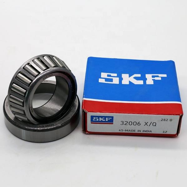SKF 6200 2RS / DDU USA  Bearing 10×30×9 #3 image