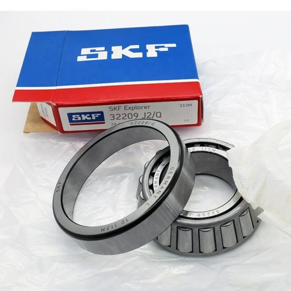 SKF 6200 2RS / DDU USA  Bearing 10×30×9 #5 image